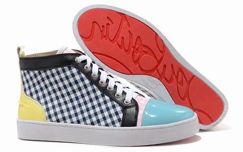 nouvelle chaussure louboutin homme